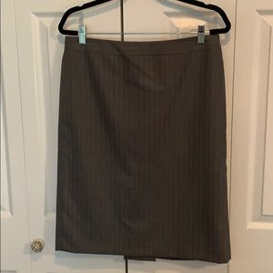 Banana republic size 10 skirt